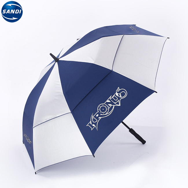 Promotional custom print rain golf umbrella