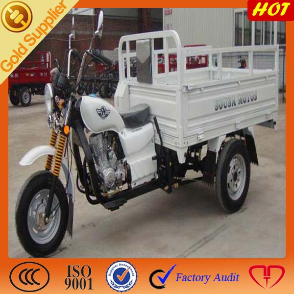 Good quality 3 wheeler motorcycle/ hot selling for three wheeled motorcycle on sale
