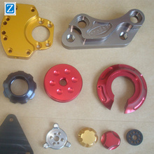 precision cnc machining bicycle parts