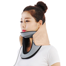 China Manufacturer Home Medical Equipment Relive Pain cervical neck traction device cervical vertebra tractor