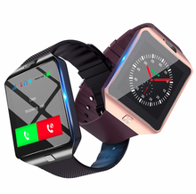 2018 Wholesale Cheap DZ09 Smart Watch with 1.56inch Display 380mAh Battery Phone Watch
