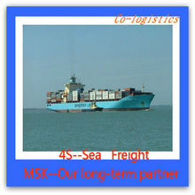 reliable sea shipping service from China to Ports of Chile ddp