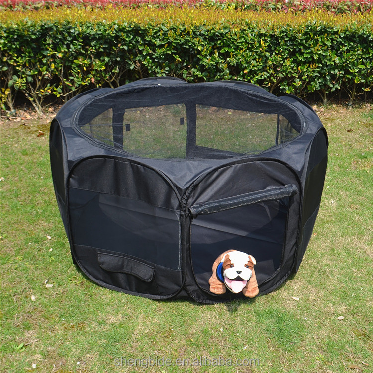 outdoor dog fence foldable used dog fence&tent