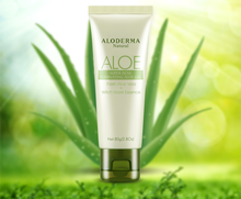 Aloderma,Natura republic pure aloe made in Korea,Cosmetic product 100% pure aloe vera gel for soothing