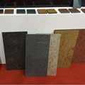 Glazed lava stone for exterior and interior decorative