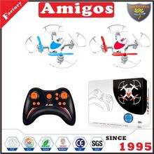 marketable 2.4G RC quadcopter with 360 degrees 3 d flipping child drone radio control