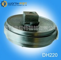 excavator Daewoo DH120/DH130/SOLAR 130-3 track idler undercarriage parts