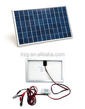 Cheap price factory direct 10w 30w 50w small solar panel