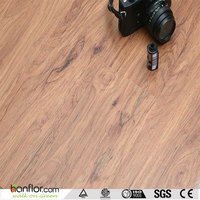 Home use timber indoor 100% pvc vinyl floor covering