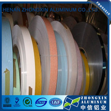 1050 1100 H14 color coated aluminum coils in large stock for sale