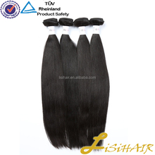 Direct Factory Grade 8A Virgin Unprocessed Human Malaysia Cheap Straight Hair Weft