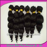 New Product High Quality 5A Grade Virgin Peruvian Expression Braiding Hair
