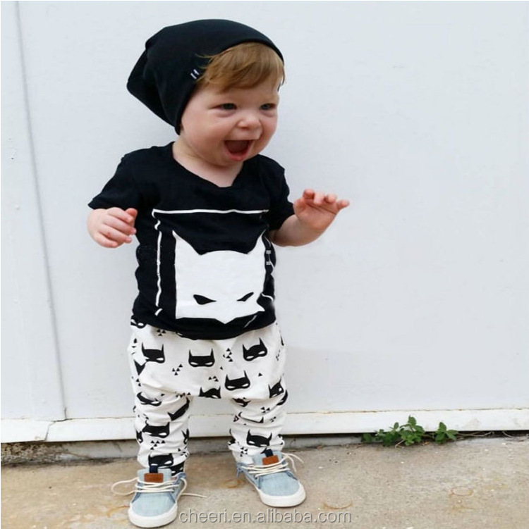 HT-BO top design hot cheap boys clothing Kids Boutique Remakes Clothing Sets Star Shirts Baby Boy Summer Outfit