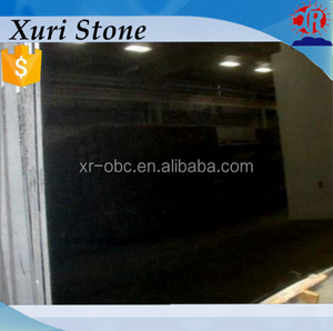 High polished black marble, absolute black marble tile, factory price