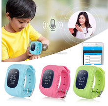 The GPS Q50 Smart Watch For child Low-cost CPU GPS location Tracker Safe distance Pedometer steps counter Real Smart Watch