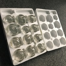 Chinese Glass Vacuum Cupping/Glass Cupping Set 12 pcs per Box