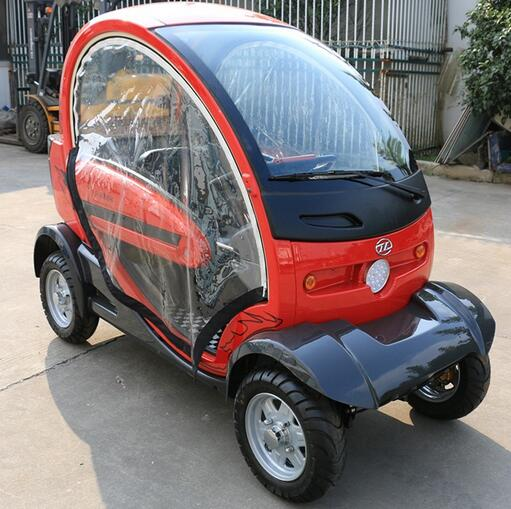 family passenger cheap electric mini utility vehicle