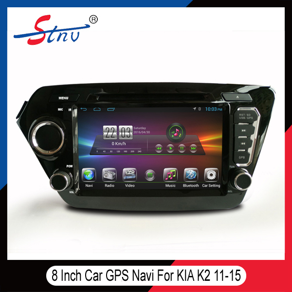 Cheap Price DVD Navigation For KIAK2 With Car GPS