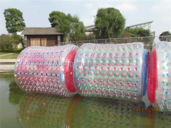 Thickness PVC TPU fashion color water pipe roller for sale
