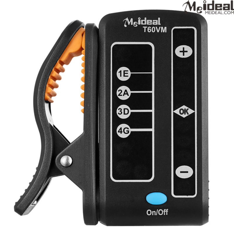 Cheap Mandolin Tuner