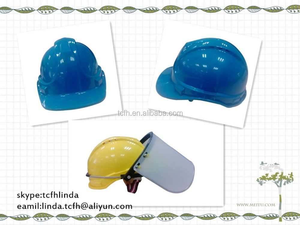 Cheapest working safety helmet with visor