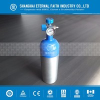 Small Compressed Liquid Air Cylinder With Strong Quality