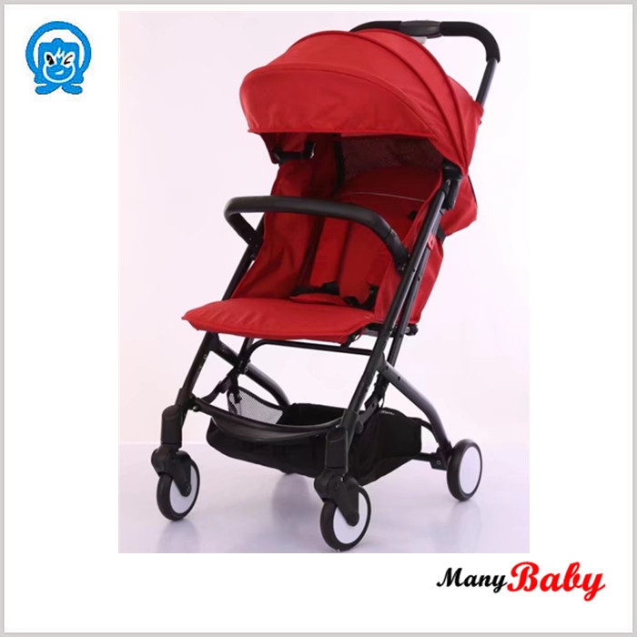 baby time portable baby stroller with tie rob, baby strollers in colorful design, manufacture baby buggy and pram