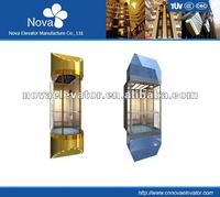 Panoramic elevator in Construction & Real Estate