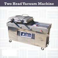 Automatic Double Chamber Type Vaccum Packing Machine