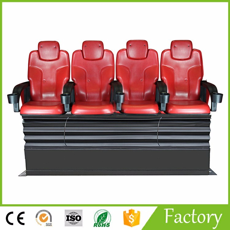 Latest Design Cinema Equipment 5D 6D 7D Cinema Theater For Sale