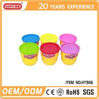 HY-9116 Brand new intelligent plasticine, clay color plasticine, clay decorative items