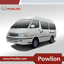 Powlion B10 CNG 15 Seats Mini bus (Semi-high roof, old face)