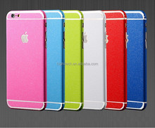 Beautiful Body Wrap Brushed Skin Sticker Protector Skin Cover For Apple iPhone 6/6s