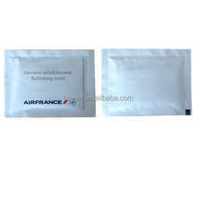 International airplan single package lemon hand wipes