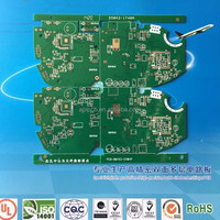 High quality gold plating electronic pcb 94v-0 pcb board