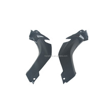 Carbon Fiber Motorcycle Part Air Intake Covers for Kawasaki zx10r