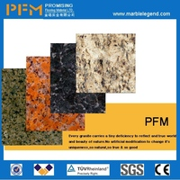 Cheap Price Slabs amarelo pia granito preto