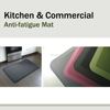 Kitchen Floor Mats Waterproof Kitchen Floor
