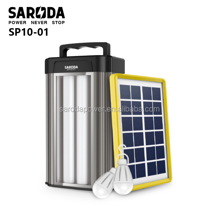 home solar systems mini solar power system 3w for residential solar energy