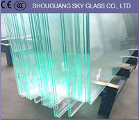 1mm-3mm Cheap Clear Sheet Glass Mirror, Flat Pyrex Glass Sheet, Black Glass Sheet