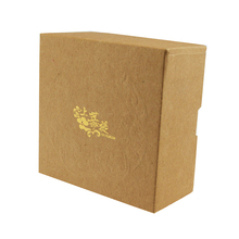 Handmade gift craft paper box custom cardboard boxes