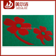 New Flower Type of Stitching Door Mats Floor Mat