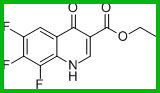 Ethyl 6,7,8-trifluoro-4-oxohydroquinoline-3-carboxylate cas no: 79660-46-1