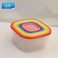 best selling christmas gifts 2016 food container set plastic container manufacturer
