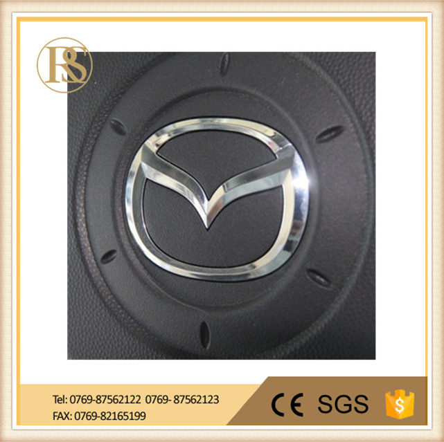 Mazda Car emblem, Zinc alloy car emblem