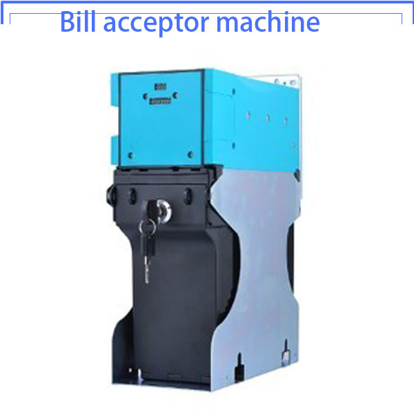 Kiosk smart RS232 Cash Acceptor For Vending Washing Machine