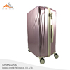 2017 alibaba china supplier !!! new hard abs pc aluminum trolley case