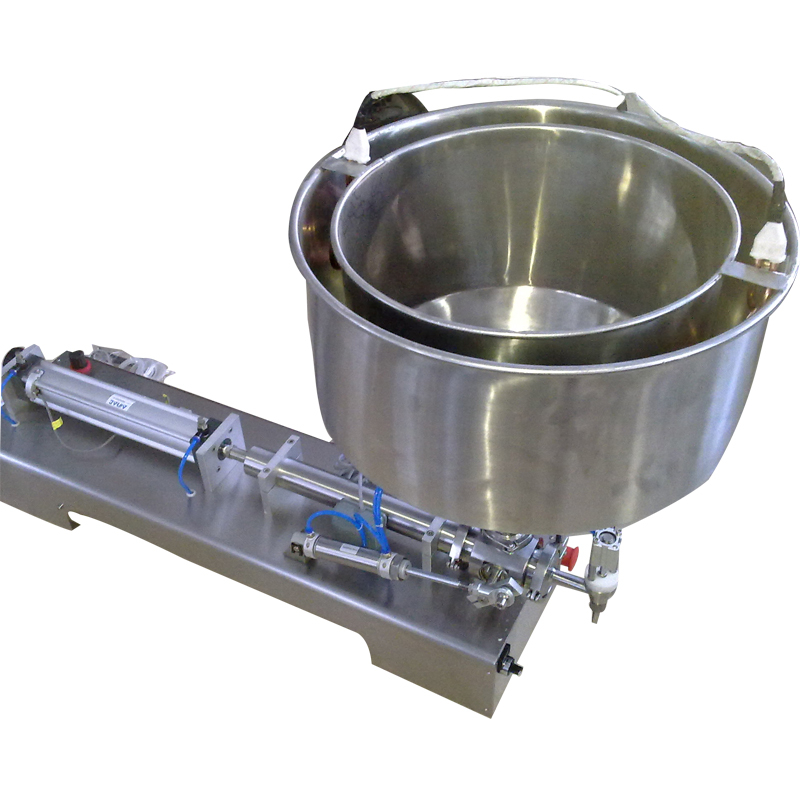 Food Beverage Chemical Application Pneumatic Filling