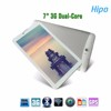 No name tablet 7 inch dual cameras tablet pc with sim card slot