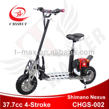 Zhejiang Chihui 4 stroke gas scooter with epa engine , oem acceptable
